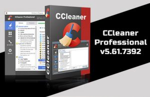 CCleaner Professional v5.61.7392 Torrent
