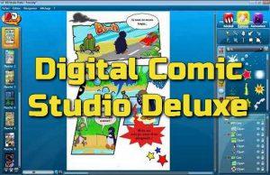 Digital Comic Studio Deluxe Torrent