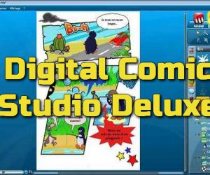 Digital Comic Studio Deluxe Torrent
