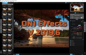 ON1 Effects 2019.6