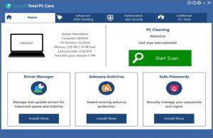 OneSaf Total PC Care v6.9.6.8 Torrent