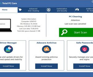 OneSaf Total PC Care v6.9.6.8 Torrent