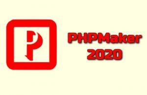PHPMaker 2020 Torrent