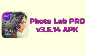 Photo Lab PRO v3.6.14 APK