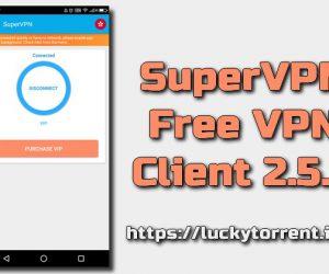 SuperVPN Free VPN Client 2.5.6