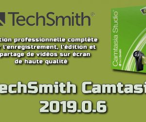 TechSmith Camtasia 2019.0.6 Torrent