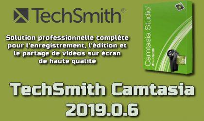 TechSmith Camtasia 2019.0.6 Torrent