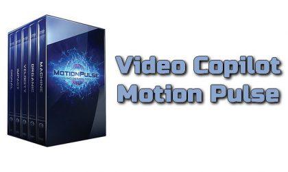 Video Copilot Motion Pulse Torrent