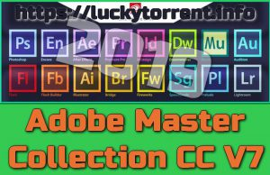 Adobe Master Collection CC v7 2019 Torrent