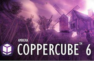 Ambiera CopperCube Professional v6.3