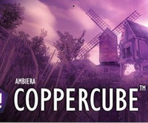 Ambiera CopperCube Professional v6.3