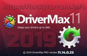 DriverMax Pro 2019 Torrent