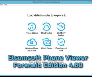 Elcomsoft Phone Viewer Forensic Edition 4.60