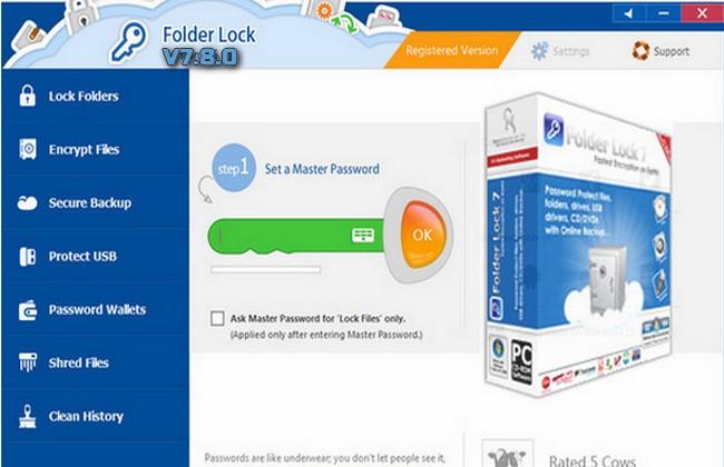 Photo of Folder Lock v7.8.0 Torrent