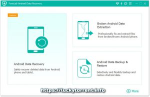 FoneLab Android Data Recovery Torrent