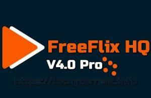 FreeFlix HQ v4.0 Pro MOD APK