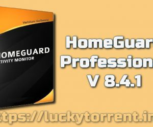 HomeGuard Professional Edition 8.4.1 Torrent