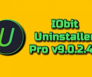 IObit Uninstaller Pro v9.0.2.40 Torrent