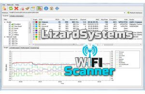 LizardSystems Wi-Fi Scanner Torrent