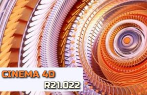 Maxon CINEMA 4D Studio R21.022 Torrent