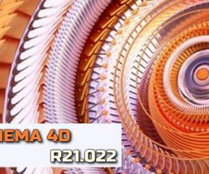 Maxon CINEMA 4D Studio R21.022 Torrent