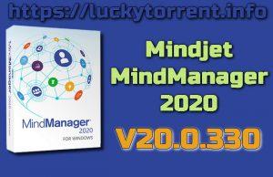 Mindjet MindManager 2020 Torrent