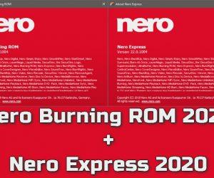 Nero Burning ROM + Nero Express 2020 Torrent
