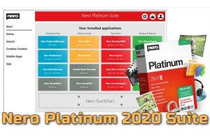 Nero Platinum 2020 Suite Torrent