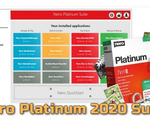 Nero Platinum 2020 Suite Torrent