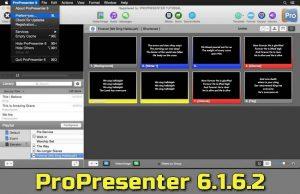 ProPresenter 6.1.6.2 Torrent