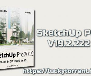 SketchUp Pro V19.2.222 Torrent