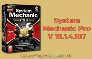 System Mechanic Pro 19.1.4.107 Torrent
