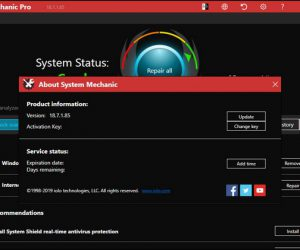 System Mechanic Pro v19.5.0.1 Torrent