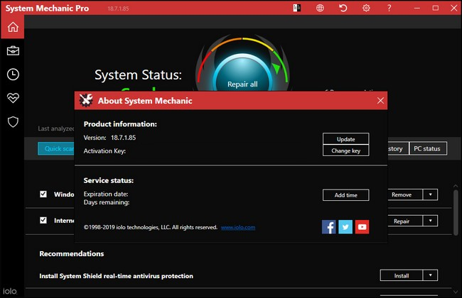 Photo of System Mechanic Pro v19.5.0.1 Torrent