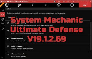 System Mechanic Ultimate Defense 19.1.2.69