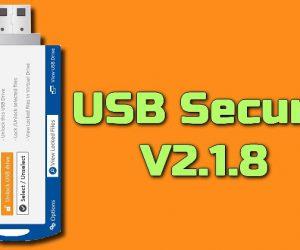 USB Secure 2.1.8 Torrent