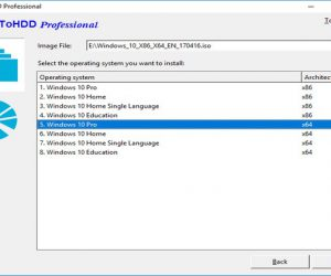 WinToHDD Enterprise 4.0 Torrent
