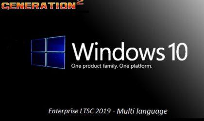 Windows 10 Enterprise LTSC 2019 X64 Torrent