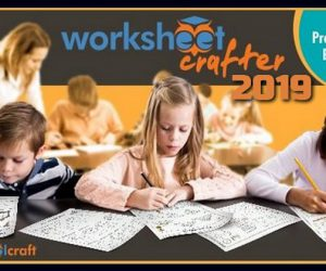 Worksheet Crafter 2019 Torrent