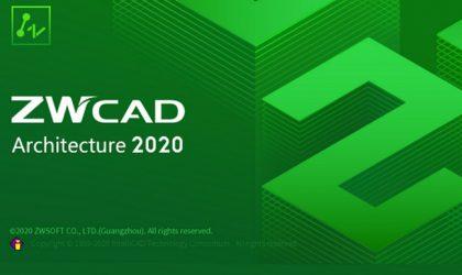ZWCAD Architecture 2020 Torrent