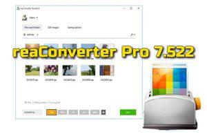 reaConverter Pro 7.522 Torrent