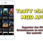TeaTV v9.9.1r MOD APK