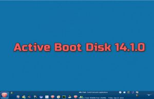 Active Boot Disk 14.1.0 Torrent