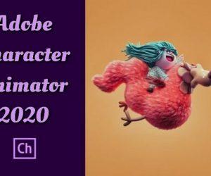 Adobe Character Animator 2020 Torrent