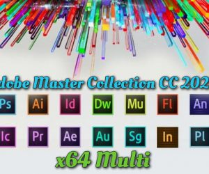 Adobe Master Collection CC 2020 Torrent