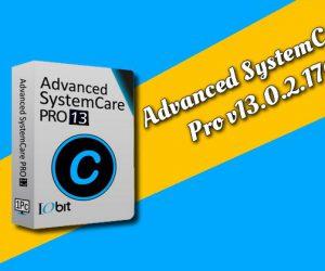 Advanced SystemCare Pro v13.0.2.170