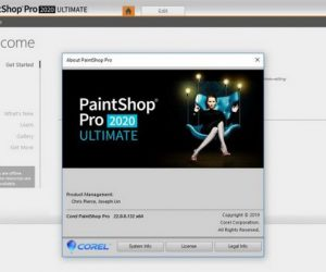 Corel PaintShop Pro 2020 Torrent