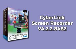 CyberLink Screen Recorder Deluxe 4.2.2.8482 Torrent