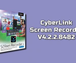 CyberLink Screen Recorder Deluxe 4.2.2.8482 Torrent