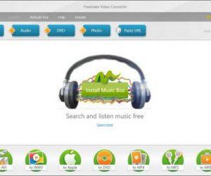 Freemake Video Converter v4.1.10.397 Torrent